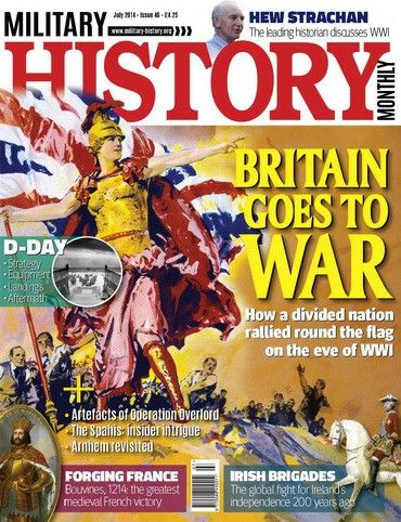 Military History Monthly 46 July 2014