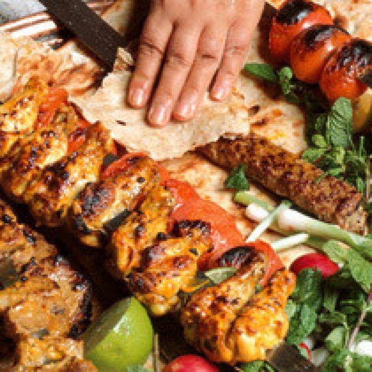 Jujeh Kabob (Persian Chicken Kabob) | Recipe