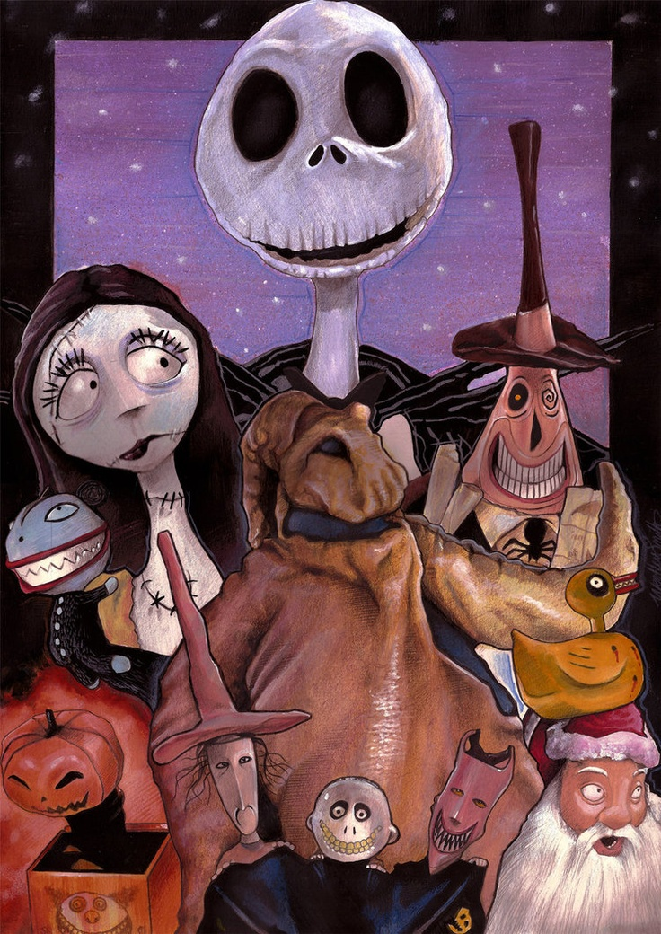 The Nightmare Before Christmas Photos - The Nightmare Before ...
