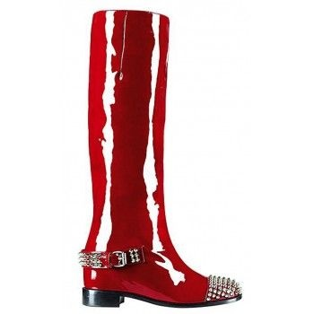 Fashion-women-lady-pretty-show-shoes-high-rain-boots-pvc-soft-beauty
