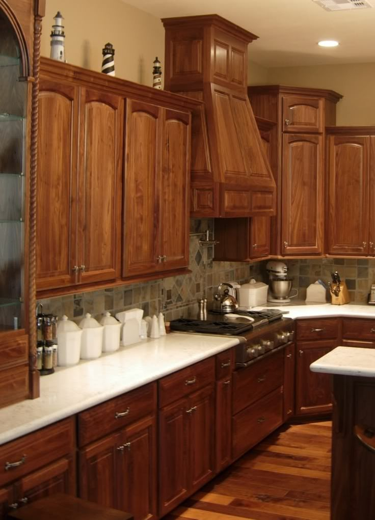 walnut kitchen cabinets kitchen pinterest