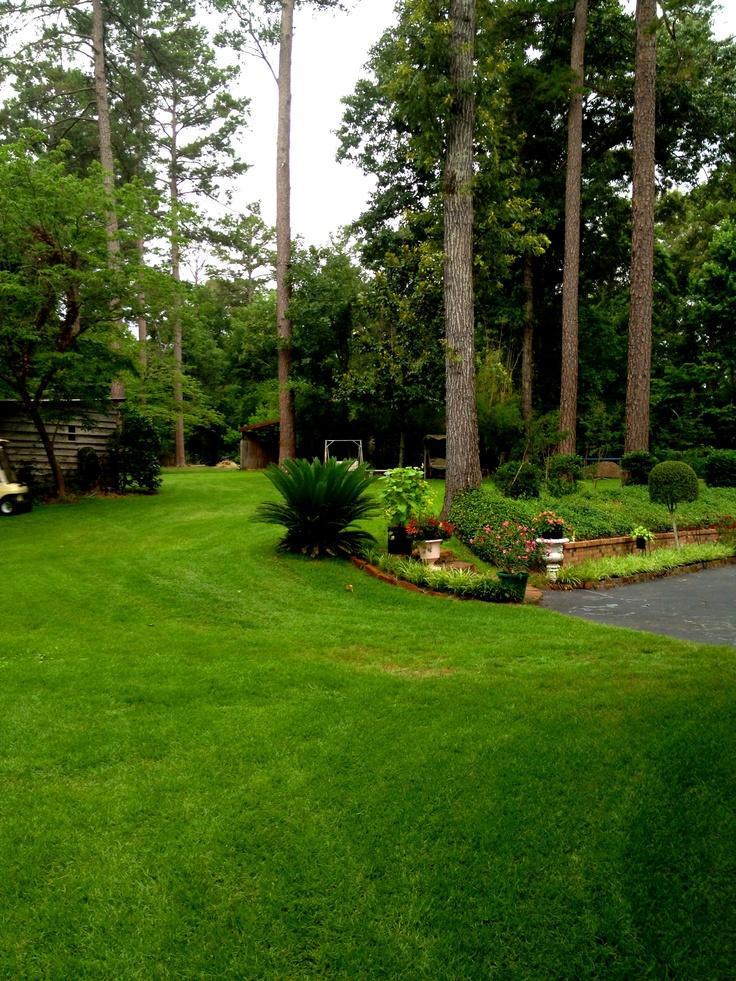 Landscaping ideas in east texas benny sam for Garden design texas