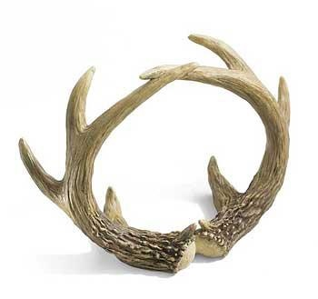 How to make faux deer antlers crafting ideas pinterest for Fake deer antlers for crafts