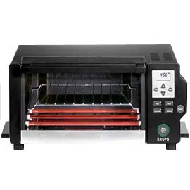 Krups FBC2 6-Slice Digital Convection Toaster Oven.