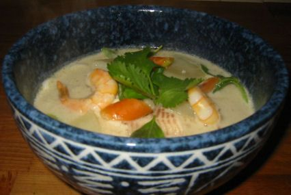 Green Curry Soup | Scrumptious. | Pinterest