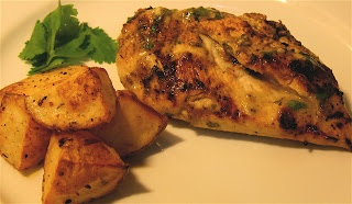 The Culinary Chase: Grilled Chicken in Mojo Sauce