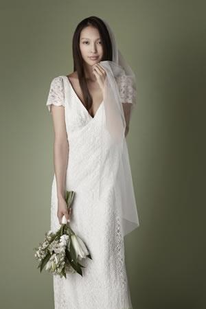 Vintage Hochzeitskleid. Schön!  Hochzeitskleider  Pinterest