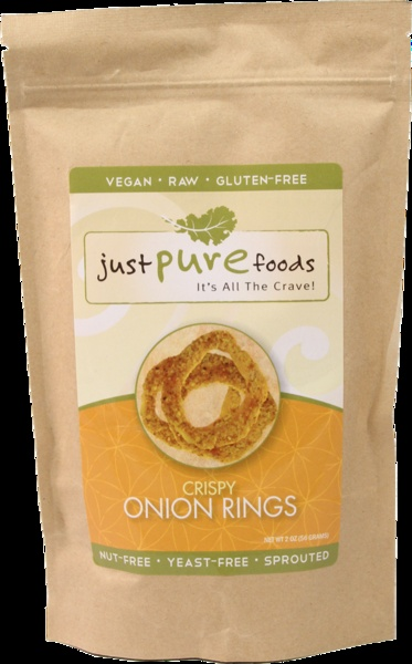 Gluten free onion rings | Vegan Eats | Pinterest