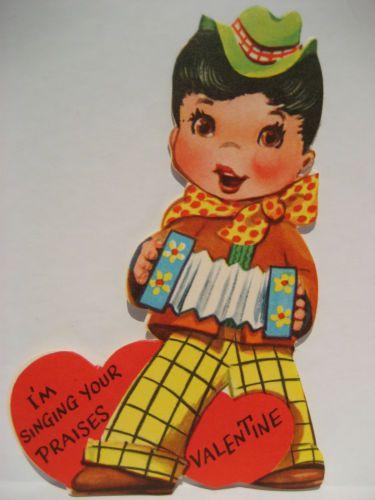 valentine card facebook
