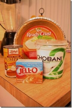 Healthy pumpkin pie. | desserts. | Pinterest