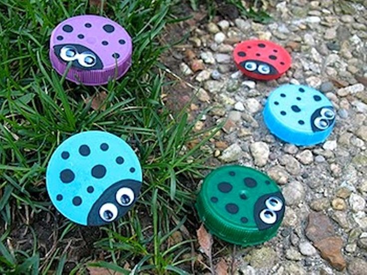 Diy projects with plastic bottle caps craft ideas pinterest - Plastic bottle caps crafts ideas ...