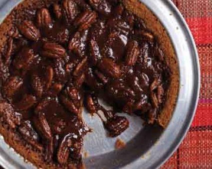 Mexican Chocolate Pecan Pie | Recipe