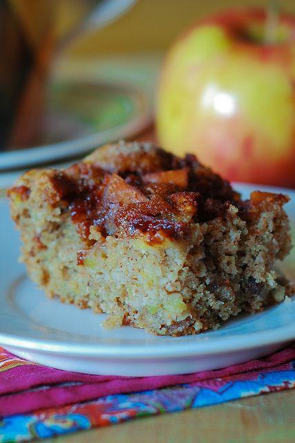 Easy Apple Cake Recipe — Dishmaps