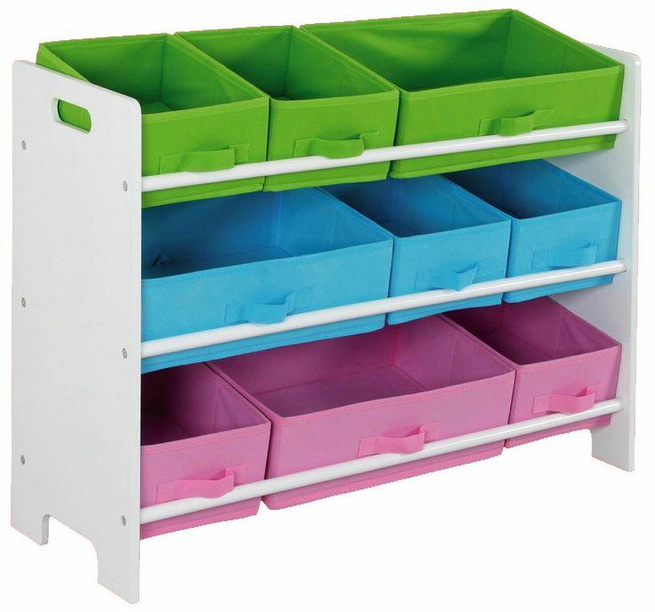 toy bin storage shelf bins kids toys organizer books. Black Bedroom Furniture Sets. Home Design Ideas