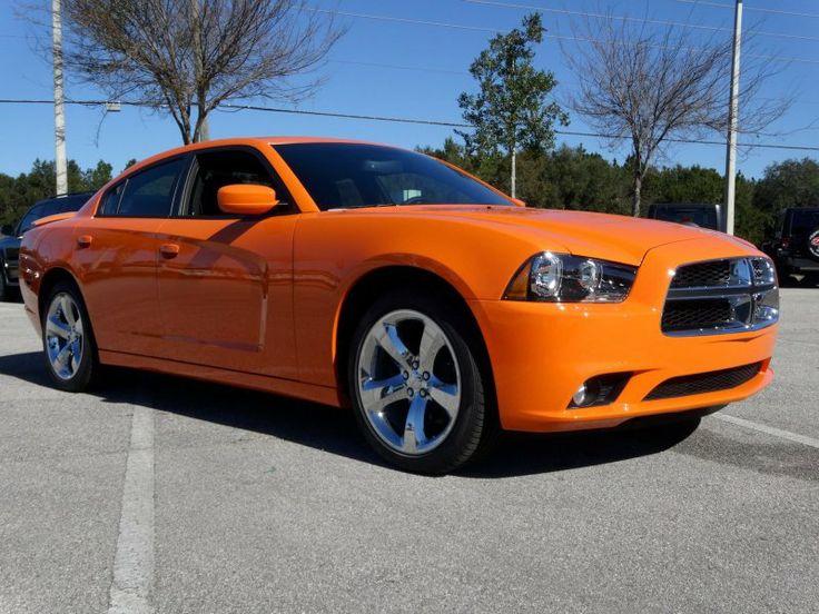 2014 Dodge Charger Sxt Header Orange 2014 Dodge