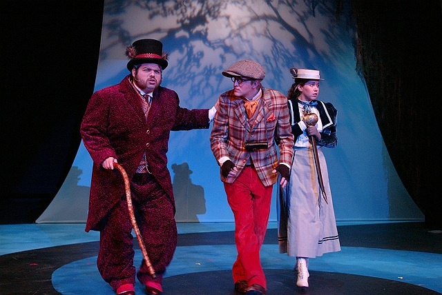 The wind in the willows children s theatre santa ana college