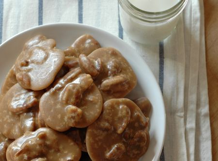 Pecan Pralines | mmmmm candy | Pinterest