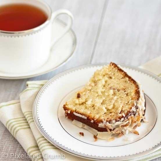 COCONUT LIME TEA CAKE..YUM | Tasty & Yummy. | Pinterest