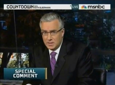 msnbc countdown with keith olbermann corruption
