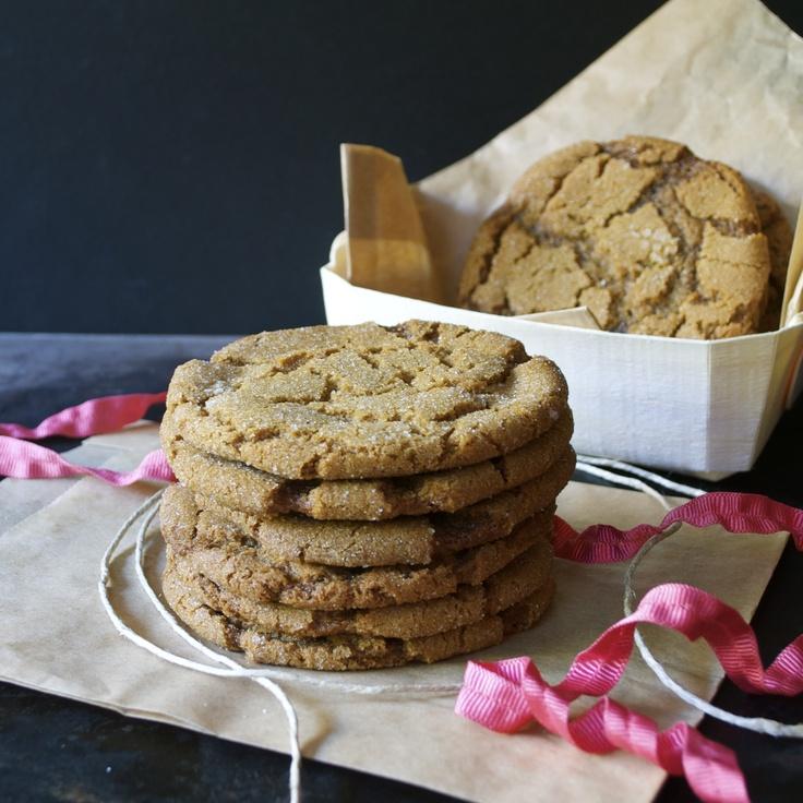 Molasses Cookies | ♨ The Recipe Box : Cookies | Pinterest