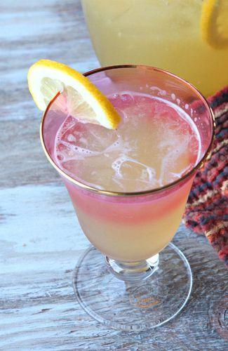 Ginger Beer Lemonade | DRINKS | Pinterest