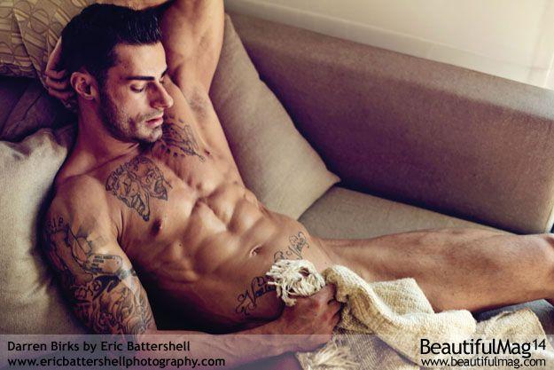 darren bircks by eric battershell | Hot almost nude guys | Pinterest: pinterest.com/pin/427982770810839905