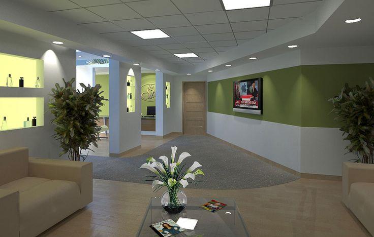 minimalist futuristic office design ideas image wallpapers 01