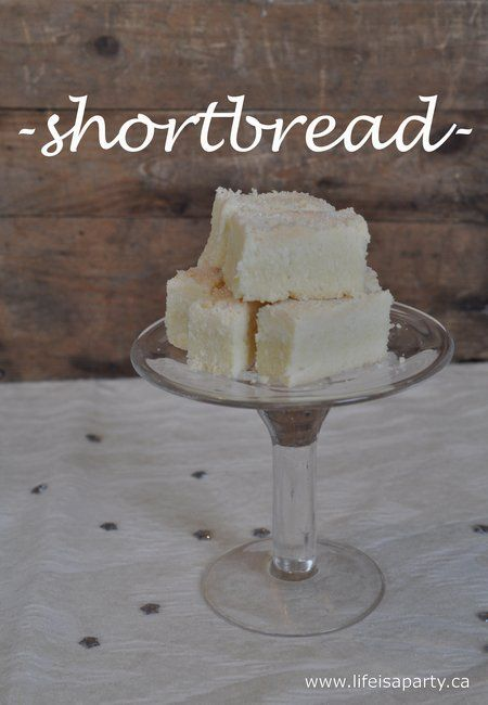 "The best shortbread in the world"" -"