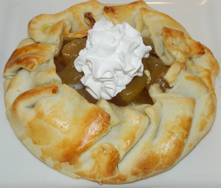 Free form Apple Pie | Food Stuff | Pinterest