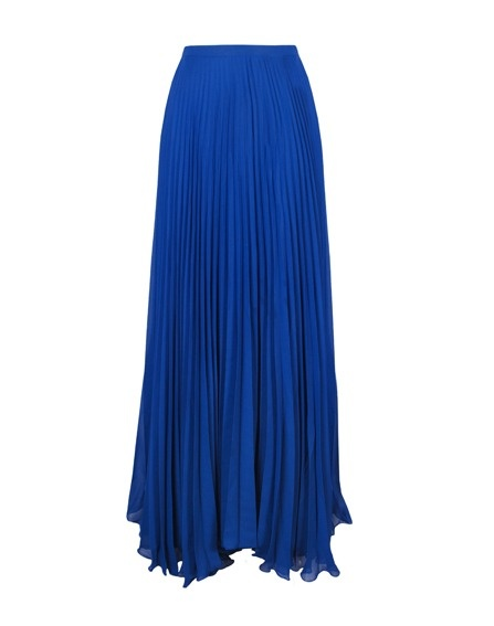 cobalt blue maxi skirt maxi skirts