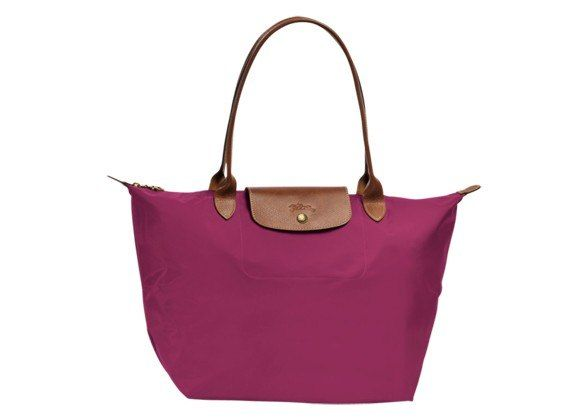 Secrets of the World's Most Popular Handbags: longchamp's le pilage