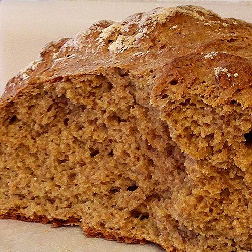 Whole Wheat Irish Soda Bread | Breads | Pinterest