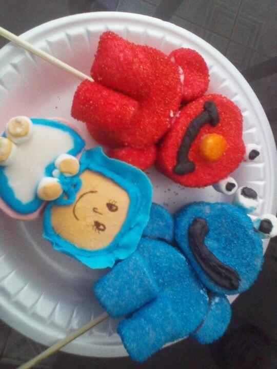 Marshmallow treats | Baking | Pinterest
