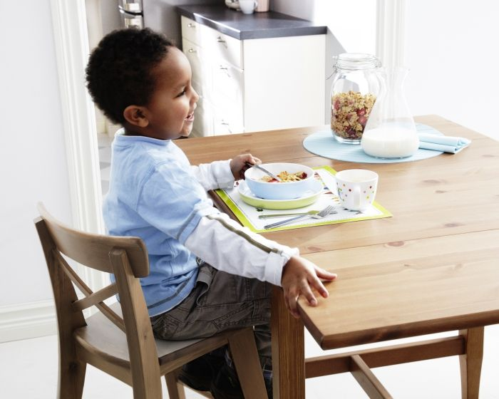give little diners a boost with the ingolf junior chair