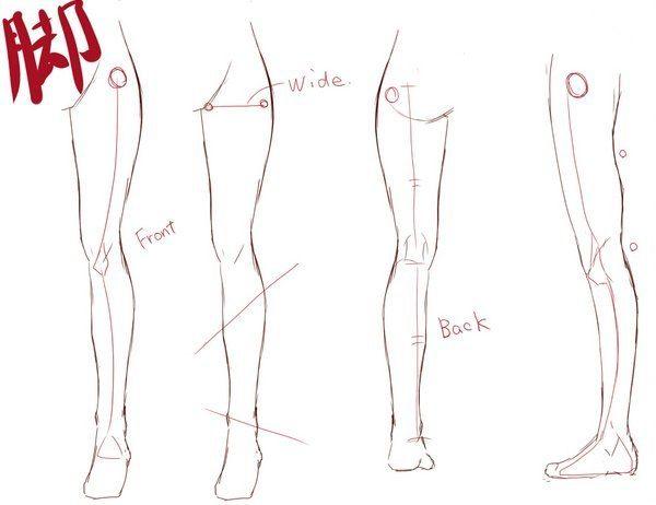 сайту всем уроки рисования ноги женщины боком произвольно начал