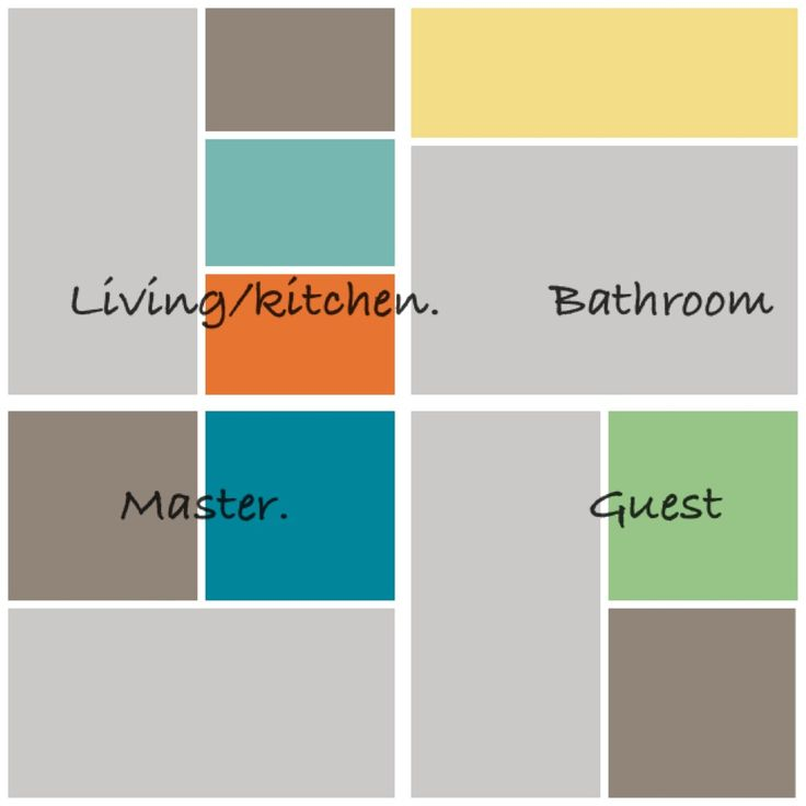 Paint Colors Color Palettes Pinterest
