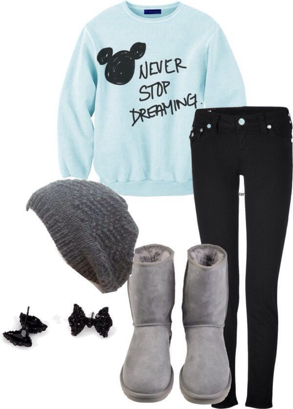 polyvore outfit. ♡