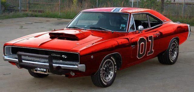 Cool Custom General Lee Charger Street Style General Lee
