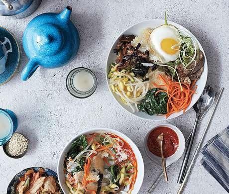 Bibimbap at Home | Recipe