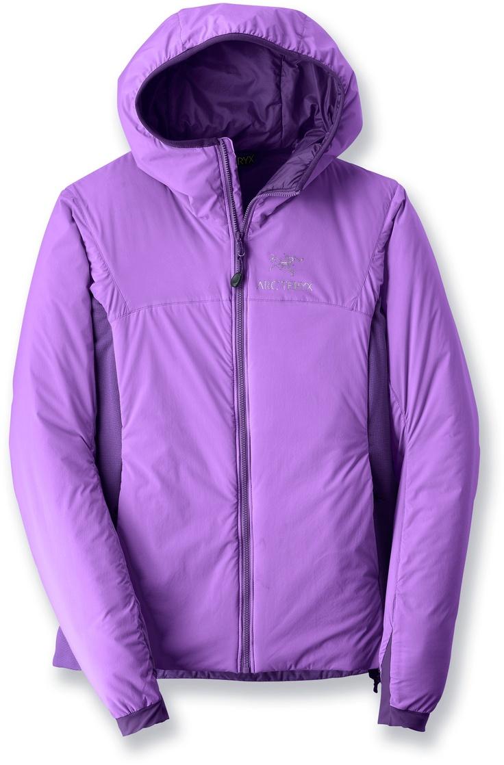 Arc'teryx Atom LT Hoodie Jacket - Women's Perfect for winter