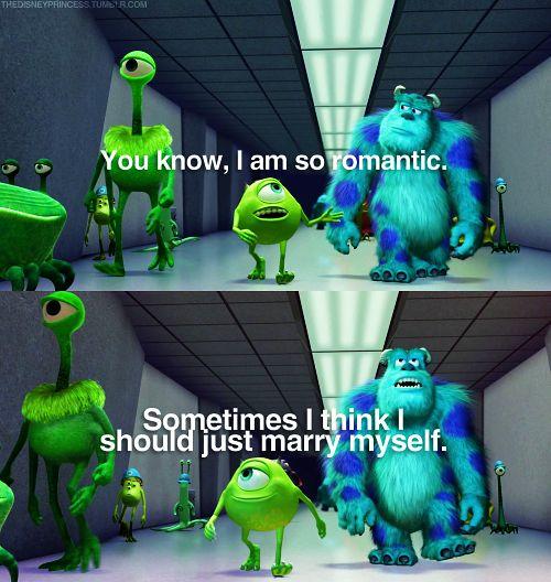 romantic Mike