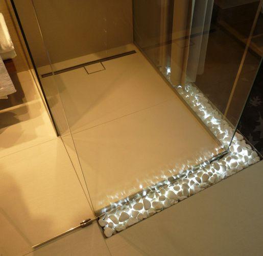 Piatto doccia filo pavimento bagno pinterest - Piatto doccia pavimento ...