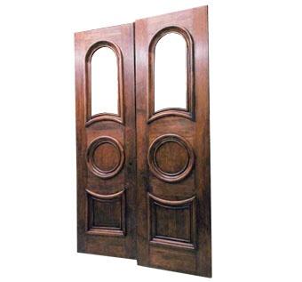 Brooklyn Brownstone Entry Doors