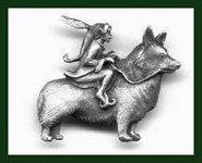 fairies riding corgis - Bing Images