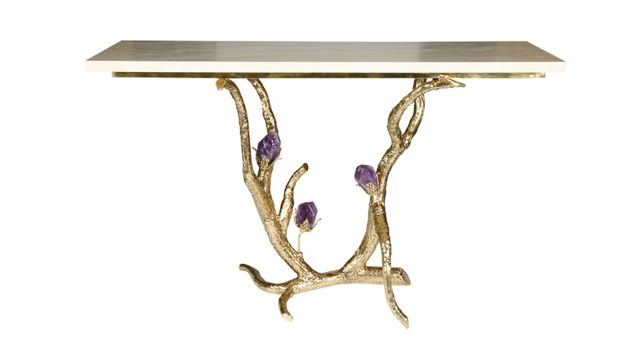 Best modern console tables for luxury interior design project
