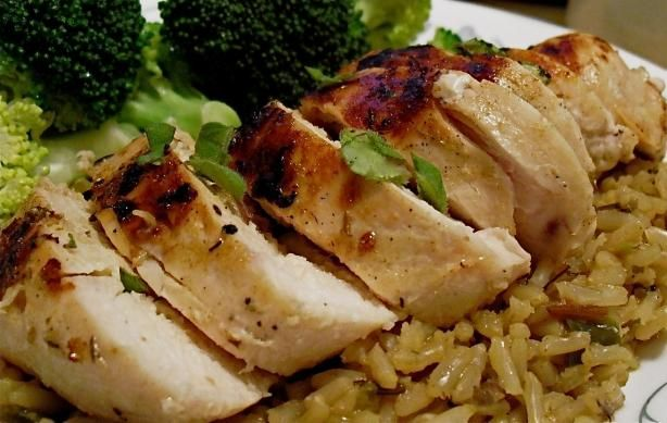 Grilled Orange Chicken Breasts http://www.food.com/recipe/grilled ...