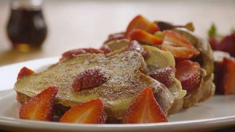 Fluffy French Toast Allrecipes.com | Hubby asked WHY I had not made ...