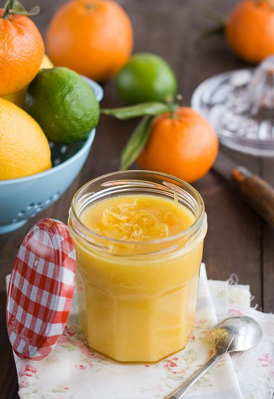 orange Curd | Grow Your Own | Pinterest