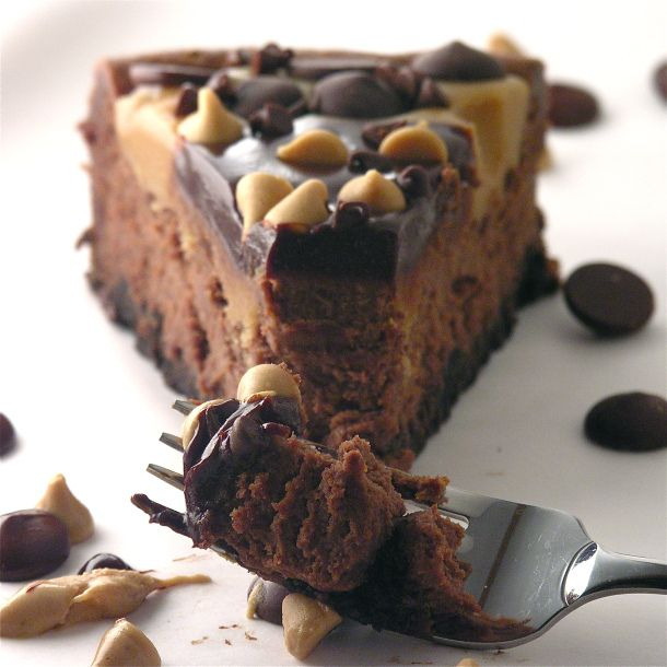 Peanut Butter Cup Cheesecake | Cheesecakes | Pinterest