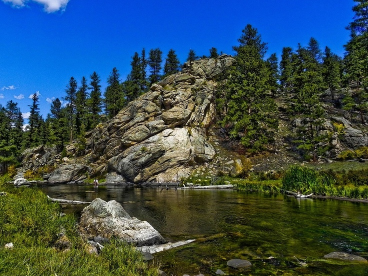 Eleven mile canyon colorful colorado pinterest for Eleven mile canyon fishing
